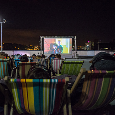 Events - The Village Screen at Q-Park