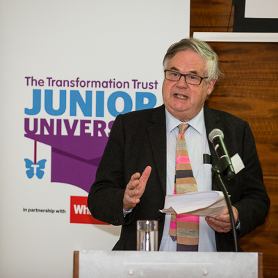 Events - Which? Junior University Launch